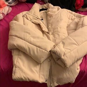 Pretty little thing over sized puffer coat